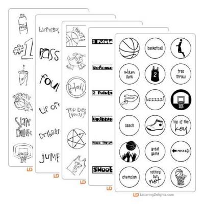DB Basketball Bundle - DB