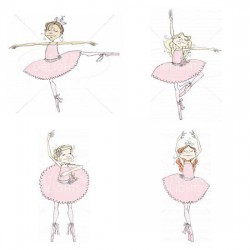 Princess Ballerina - GS