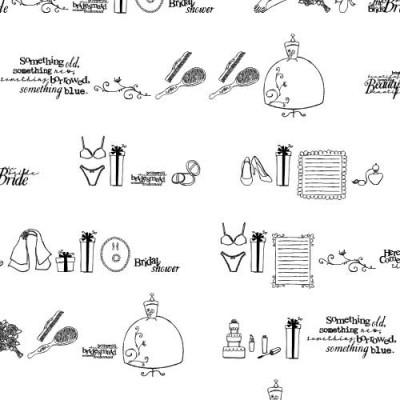 DB Bridal Doodles - DB