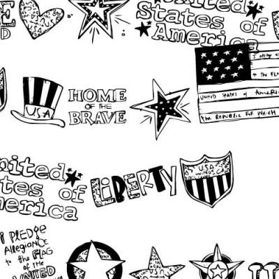 DB American Flag - DB