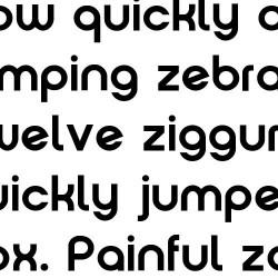 LD Verdant - Font