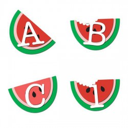 Fruity Watermelons - AL