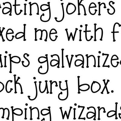 LD Delightful - Font