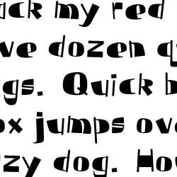LD Alley Cat - Font