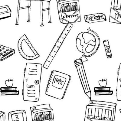 DB School Doodles - DB