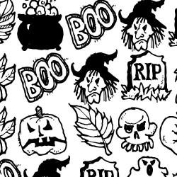 DB Fall Doodles - DB