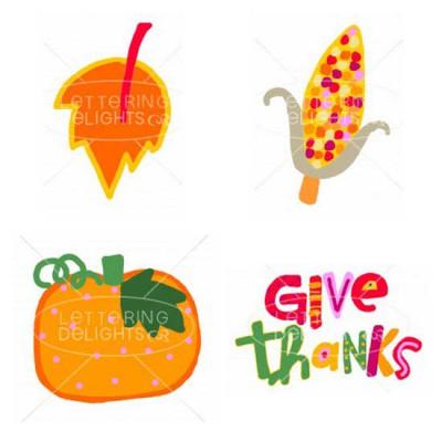 Thanksgiving Art - GS