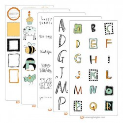 Jillustration Noteworthy Bundle