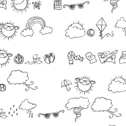 DB Weather Doodles - DB