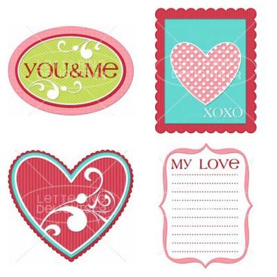 Love Labels - GS