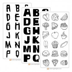 Now You're Cooking Font Bundle
