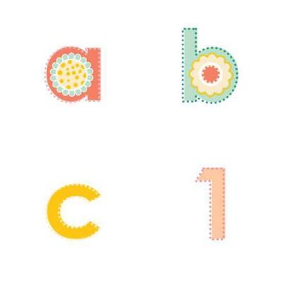 Garden Letters - AL