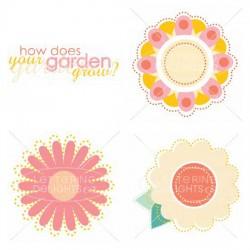 Garden Flowers - GS