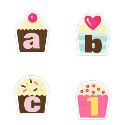 Cupcake Sprinkles - AL