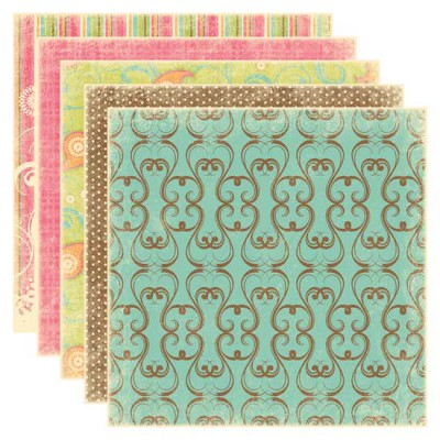 Card Cafe Ala - Patterned - PP