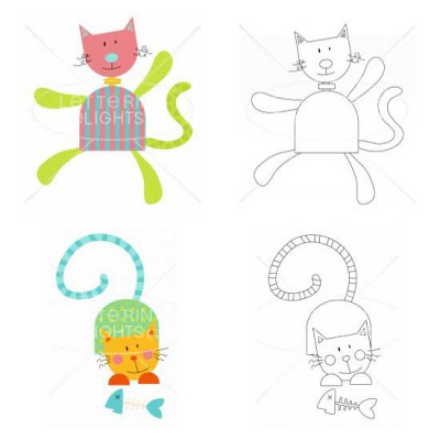Funky Cat - CL