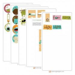 Jillustration Monster-licious Party Pack Printable Bundle