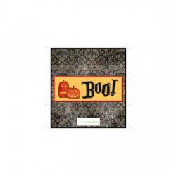 Jack-O-Boo - Candy Bar Wrapper - PR