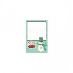 Let it Snow - Photo Card - PR