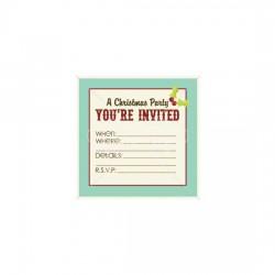 Holiday Invitation Card - PR