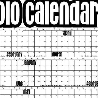 DB Calendar 2010 - DB