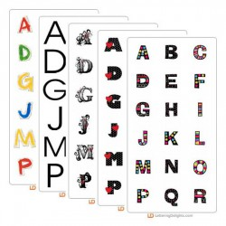 Top 10 Alphabets of 2009 Bundle
