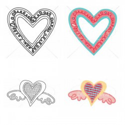 Funky Hearts - CL