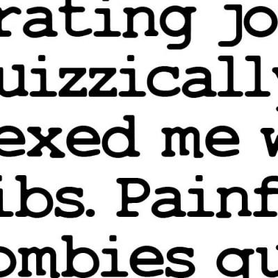 LD Soft Serif - Font
