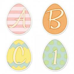 Vintage Easter Eggs - AL