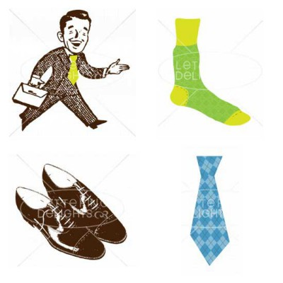 Tie One on Dad - GS