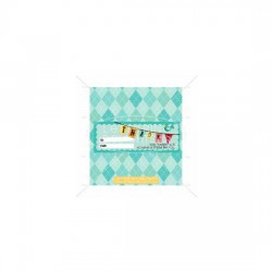 Banner Day - Candy Bar Wrapper - PR