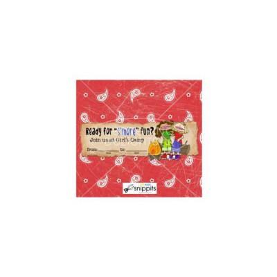 Girls Camp - Candy Bar Wrapper - PR