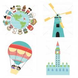 Around the World Sites - GS