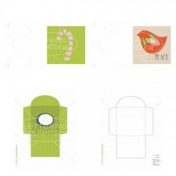 Sweet Bird Cards - PR