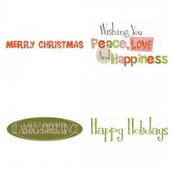 Yuletide Expressions - GS