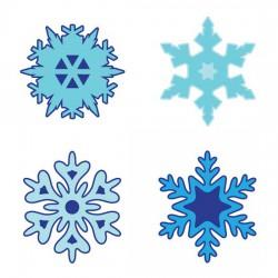 Basic Snowflakes - SV