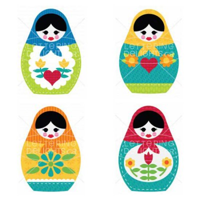 Matryoshka Family - GS