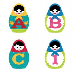 Matryoshka Family - AL