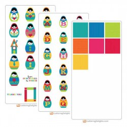Matryoshka Family Collection