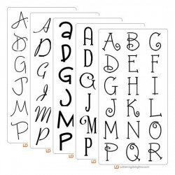 Top 10 Fonts of 2010 Bundle