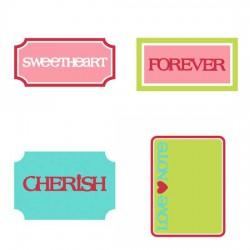 Love Labels - SV