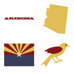 Arizona Grand Canyon State - SV