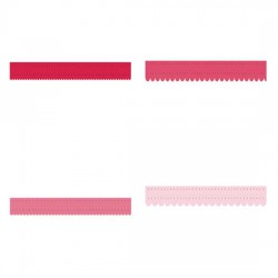 Accordion Fold Rosettes - SV