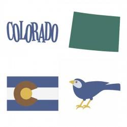 Colorado Centennial State - SV