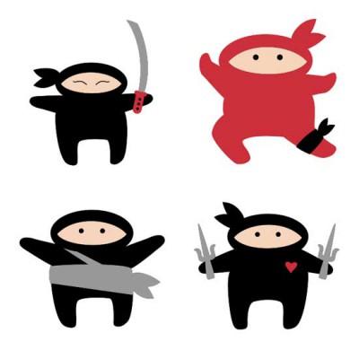 Ninja Kicks - SV