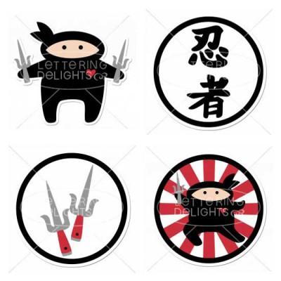 Ninja Kicks - GS