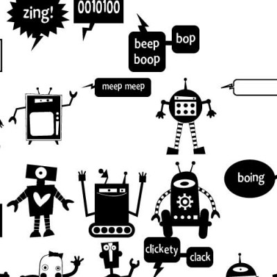 DB Funky Robots - DB