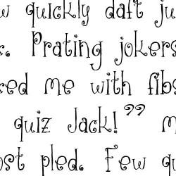LD Lovely - Font
