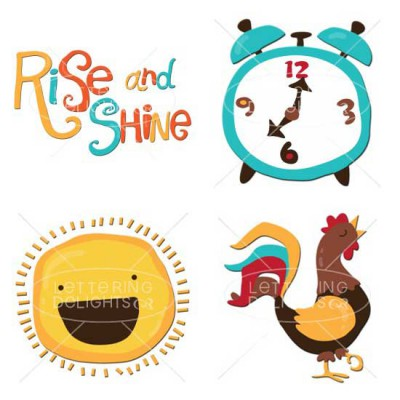 Rise And Shine - GS