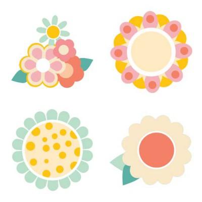 Garden Flowers - SV